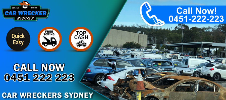 Car Wreckers Sydney