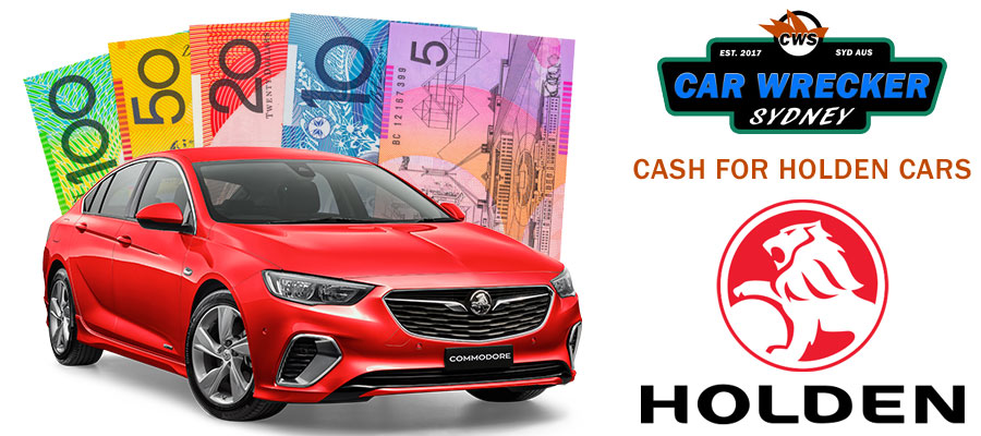 Cash For Holden Wreckers