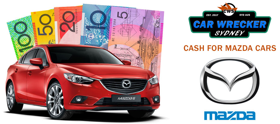 Cash for Mazda Car Wreckers