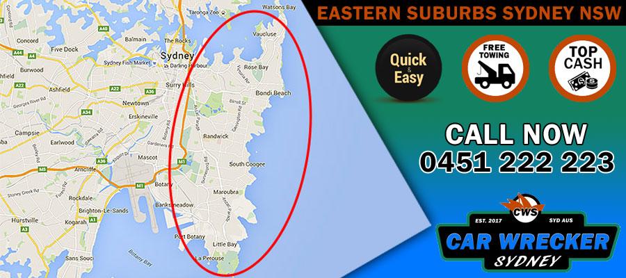 Eastern Suburbs Sydney NSW