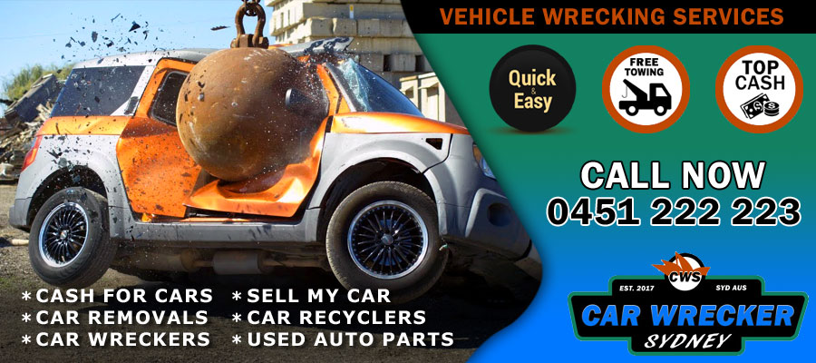 Vehicle Wrecking Services