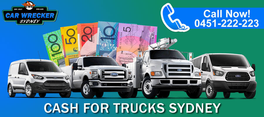 Cash For Trucks Wreckers Sydney