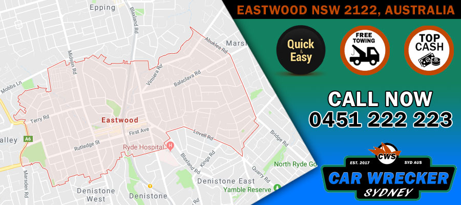 Sell My Car Eastwood NSW 2122, Australia