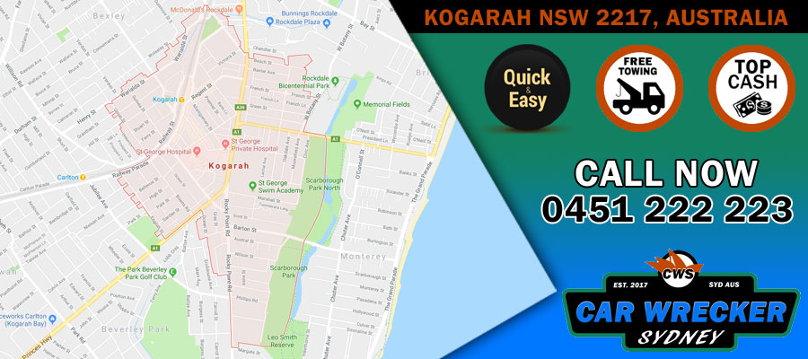 Car Removals Kogarah NSW 2217, Australia