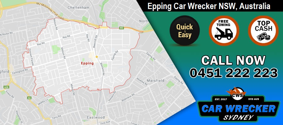 Epping Auto Wrecker
