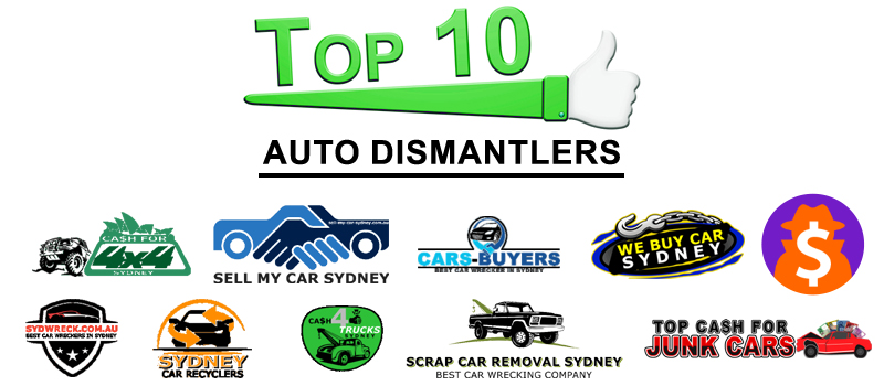 Top 10 Auto Dismantlers in Sydney
