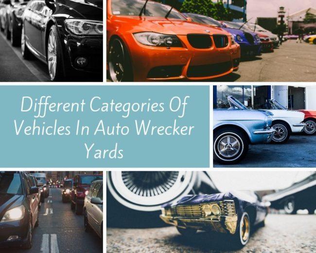 auto wrecker yards