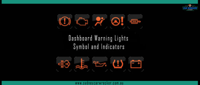 Dashboard Warning Lights Symbol and Indicators
