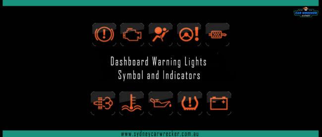 Dashboard Warning Lights Symbol and Indicators
