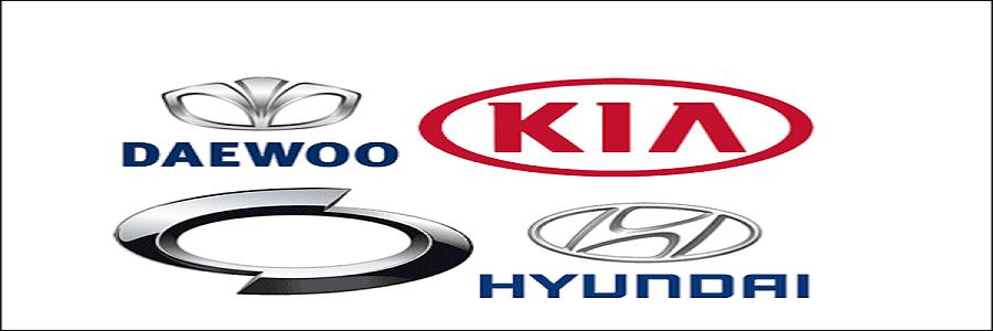 Korean Car Engine Parts