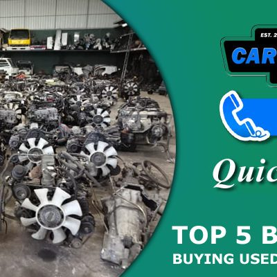 Benefits of Buying Used Auto Spare Parts