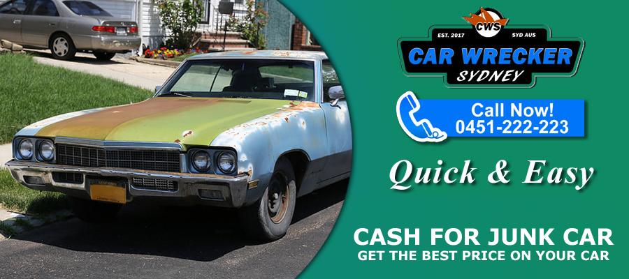 Cash for Junk Car