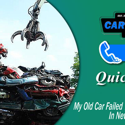 sell your non-roadworthy car for cash